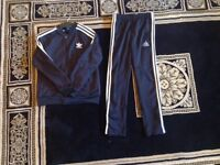 Adidas jacket and trousers size 11-12