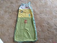 Sleeping bag, mothercare, 18-36m, 2.5 tog, excellent condition