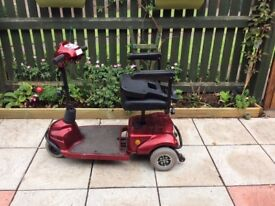 Mobility scooter for sale £ 60 needs some attention