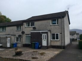 Tullibody, The Poplars Immaculate upper two bed flat