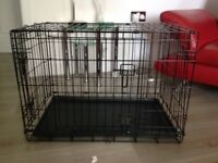 LARGE DOG CAGE SUITABLE FOR LARGER BREED