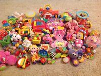 Big bundle of bay / toddler toys