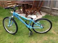 Mongoose Rockadile mountain bike - ideal quality first mountain bike now reduced to £45!