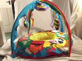 Inflatable Baby Gym (used)