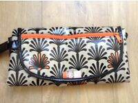 Lovely changing mat/ changing clutch bag. Excellent condition.