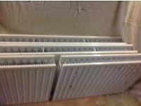 Musings double panel k2 radiators
