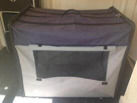 Large Fabric dog cage