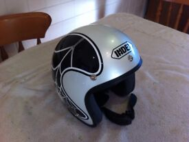 INDEX Motor Bike Helmet - Large in Good Condition - Little Used