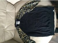 Fabric xl jumper cost £39.95 is worn once bargain at £15