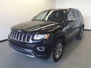 2014 Jeep Grand Cherokee Limited, Leather, Moon