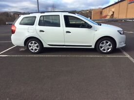 Dacia Logan 15 reg low miles