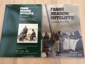FRANK MEADOW SUTCLIFFE BOOKS
