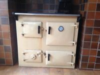 Solid Fuel RAYBURN. oven
