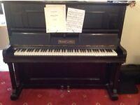 Piano - upright in tune