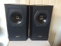 Tannoy DC 609 dual concentric speakers