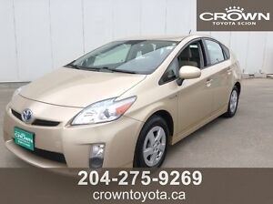 2011 TOYOTA PRIUS HYBRID! ONE OWNER, LOCAL TRADE IN @ CROWN TOY