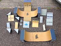 Tech Deck Ramp collection