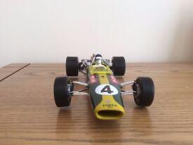 Rare Exoto model of Jim Clarks Lotus Ford type 49 No.4