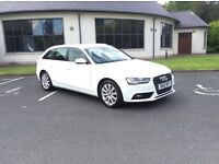 STUNNING 2012 Audi A4 Advant 2.0 TDI 177bhp Company Car FSH Must Be Seen!!