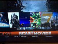 LATEST ANDROID TV BOX ✅ KODI FULLY LOADED ✅ 2GB 16GB
