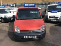 Transit connect 1.8 diesel 2007 model £1895 no vat .