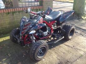Yamaha raptor 700r special edition 3