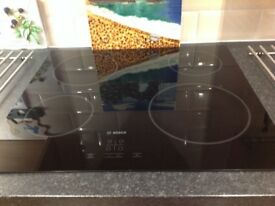 Bosch Ceramic Hob 2 years old