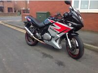 Suzuki gs500fk5 07 mot October heated grips rides spot on may px try me with wot you have try me