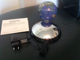 Electro Magnetic Levitation Globe