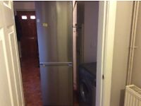 Samsung stainless steel tall new frost free fridgefreezer model noRB4117859S4