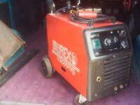 Murex 330 amp Mig welder,three phase,good condition.