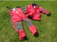 XM Offshore breathable waterproofs