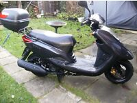 swap wanted for my 125cc moped