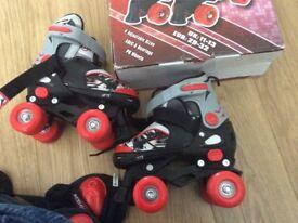 Roller skates blindside adjustable uk 11-13