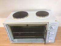 Essential mini oven, grill & hotplates. Spares/repair