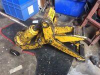 DPR lowlift 5 tonne jack