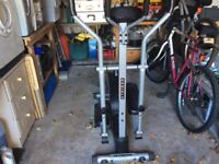 Cross trainer. Excellent condition. Various programmes.