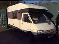 Renault Holdsworth campervan