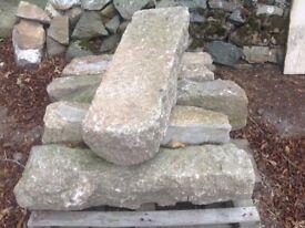 Granite Lintels/Steps