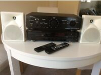 Make an offer! Denon Professional Amplifier DN-A100, with Denon DCD-620 CD Player and Speakers