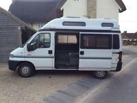 Peugeot boxer diesel campervan 1.9 2001 4 birth new mot 101000miles symbol