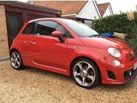 Abarth 500 ( Low Mileage 22000 miles )