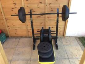 Everlast Gym Equipment