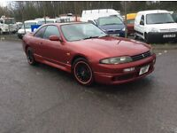 !!! NISSAN SKYLINE AUTOMATIC DRIFT CAR PROJECT YEARS MOT !!!