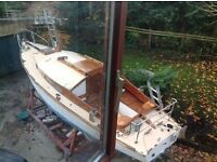 Boat yacht river cruiser easy project cheap
