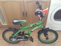 4 to 6 yrs children's boys bike