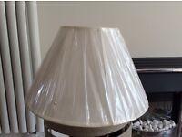 What brand new lamp shade