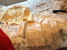 Jackets size 12