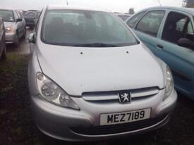 2004 PEUGEOT 307 D TURBO HDI 2.0 DIESEL BREAKING FOR PARTS ONLY POSTAGE AVAILABLE NATIONWIDE