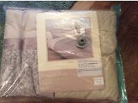 King size quilt cover and pillow cases